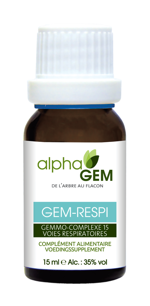 Gem-Respi  Bio 15ml