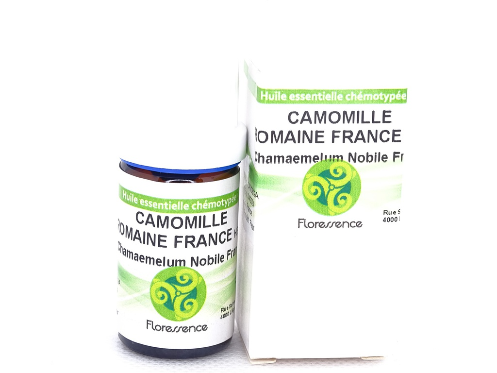 Camomille romaine (Chamaemelum Nobile)  10ml