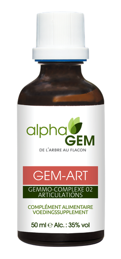 Gem-Art Nr02 Bio 50ml