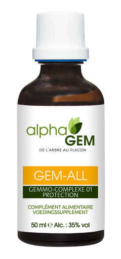 Gem-All Nr01 Bio 50ml