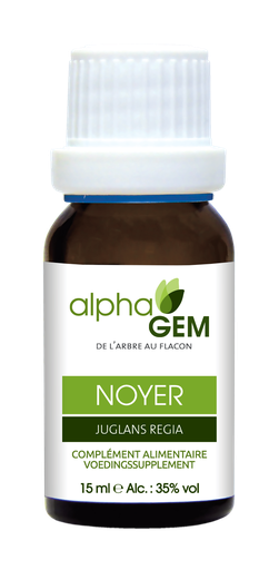 Noyer (juglans regia) 15ml Bio