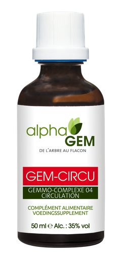 Gem-Circu Nr04 Bio 50ml
